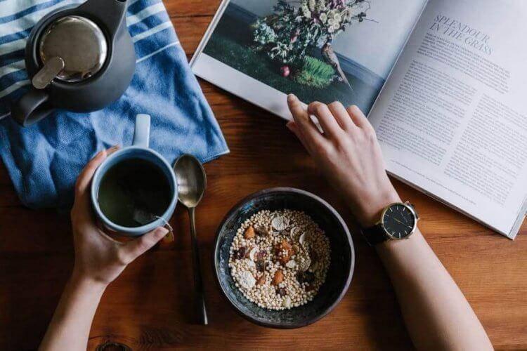 petit-déjeuner équilibré vite et bien