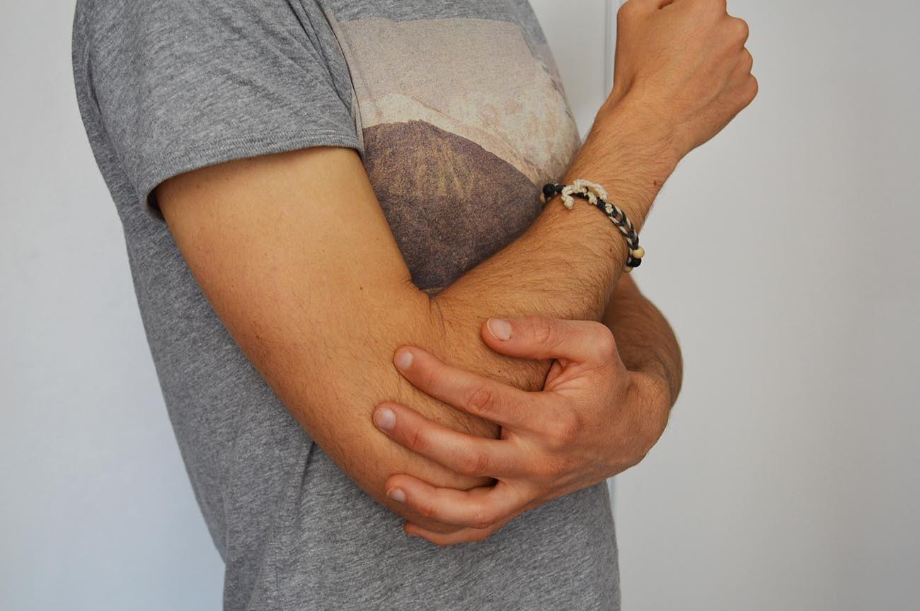 Tendinite coude traitement