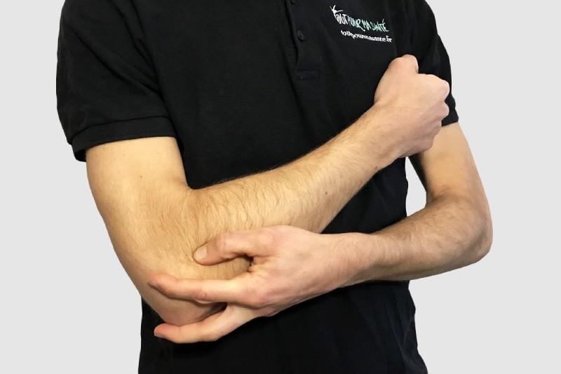 soigner épicondylite coude