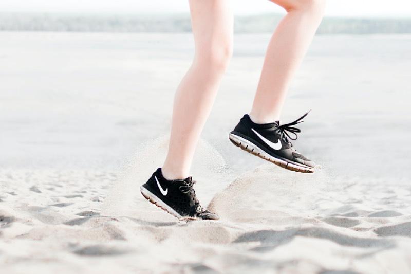 Reprise de la course à pied