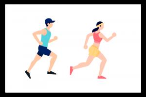 Plan de reprise de la course à pied
