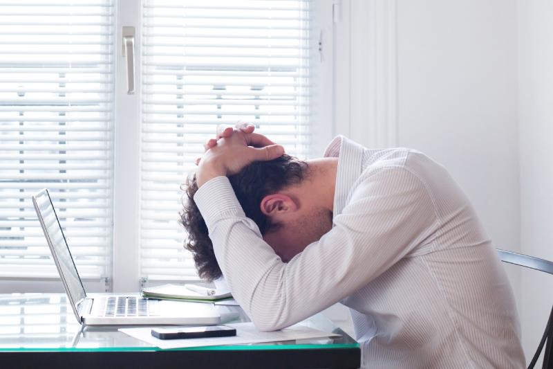 Le stress et les douleurs cervicales
