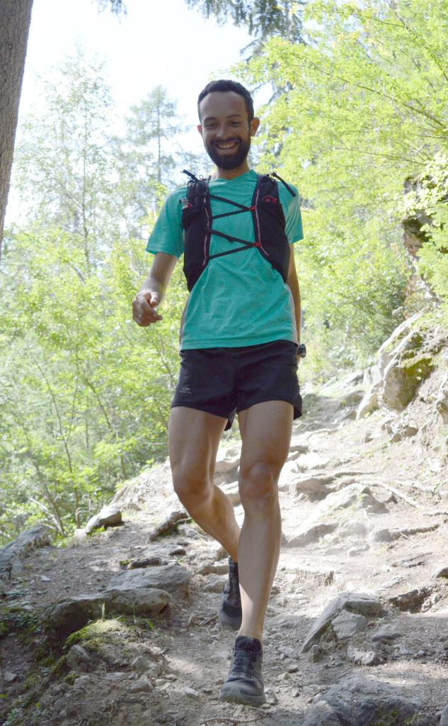 Alexandre trail running