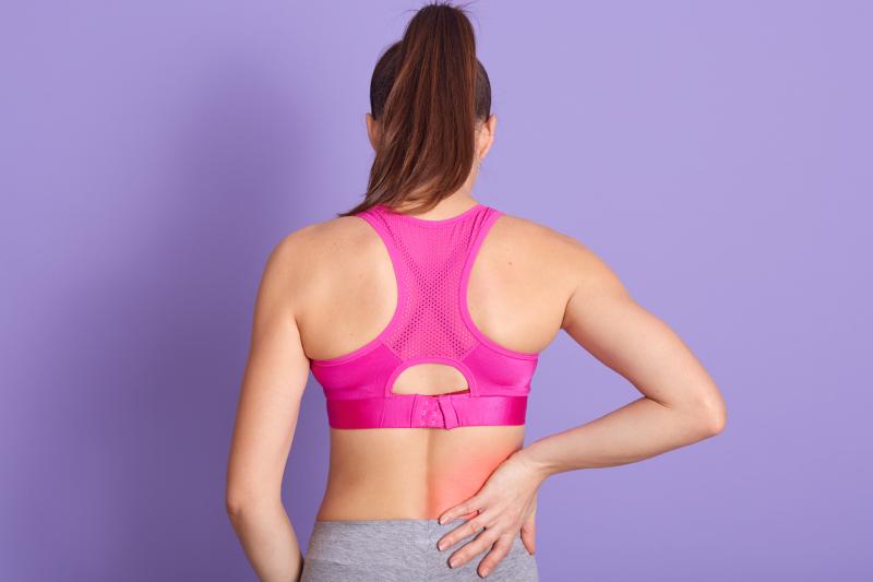 Faire du sport avec un mal de dos