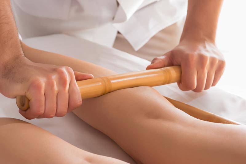 Le massage comme décontractant musculaire
