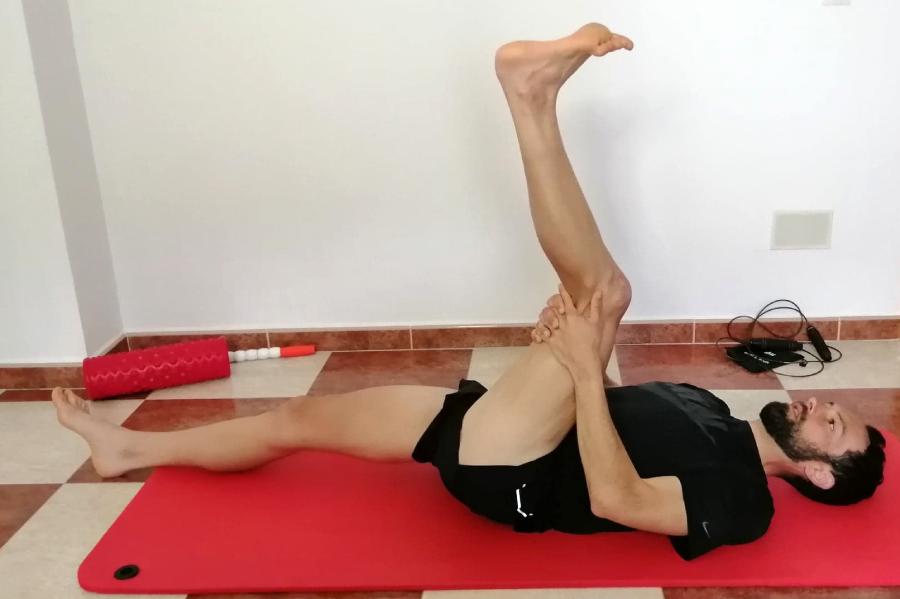 Exercice pour soulager la sciatique