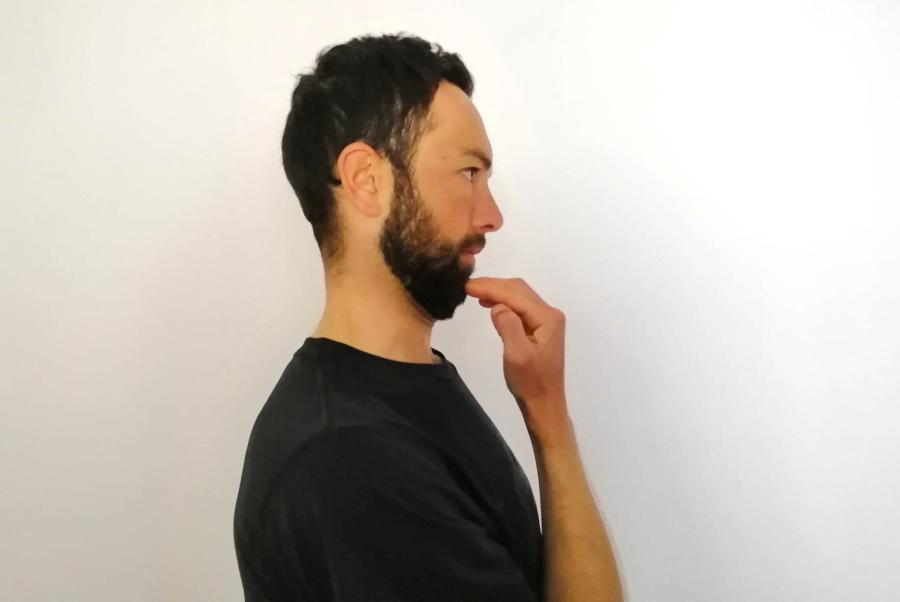Relâchement de la base du crâne
