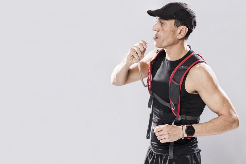 alimentation et hydratation pendant un ultra trail