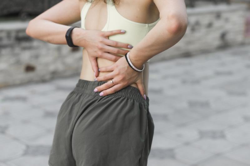 Douleur au psoas et mal de dos