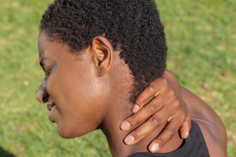 cervicalgie et douleur du cou